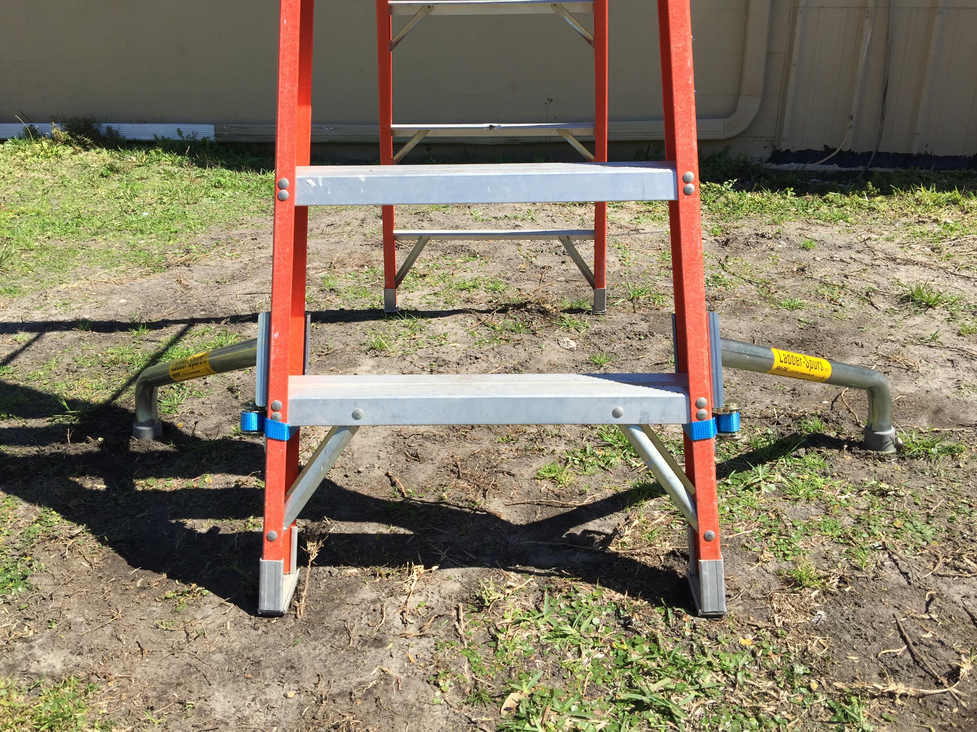 Ladder Spurs Ladder Safety Company
