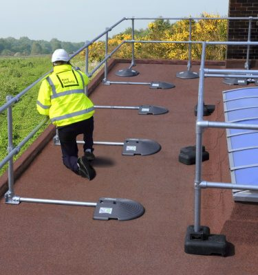 Roof Edge Railings KeeGuard