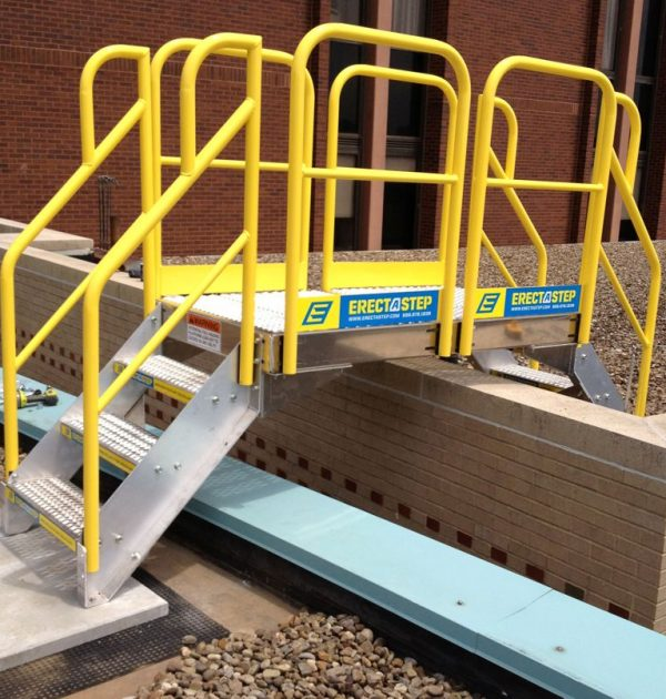 Crossover Stairs and Platforms
